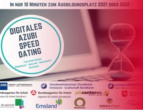 Azubi-Speeddating am 21.09.2021